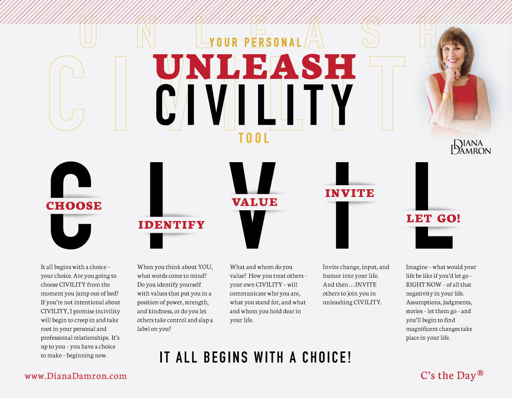 Unleash Civility - Diana Damron