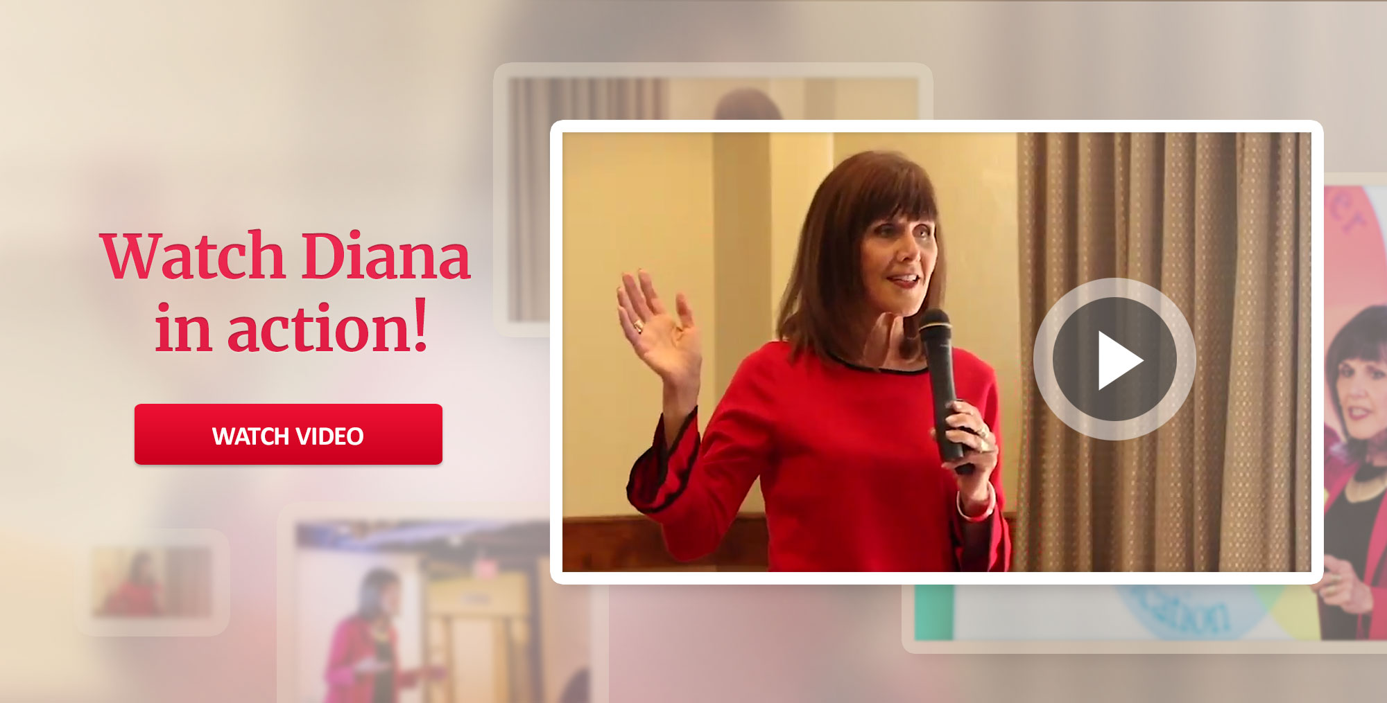 What people are saying about Diana Damron