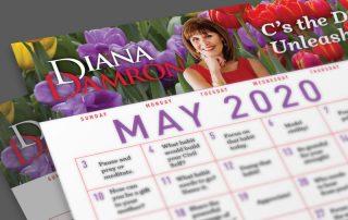 Diana's May Calendar
