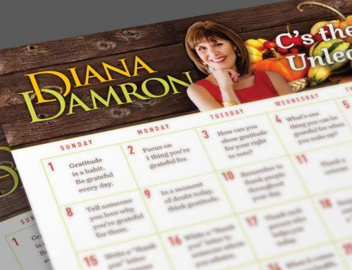 Diana's November Calendar
