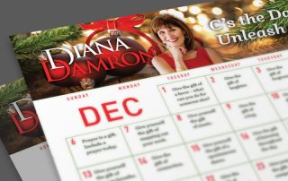 Dec 2020 Calendar by Diana Damron