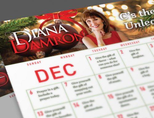 Diana's December Calendar