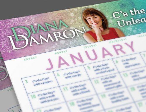 Diana's January Calendar