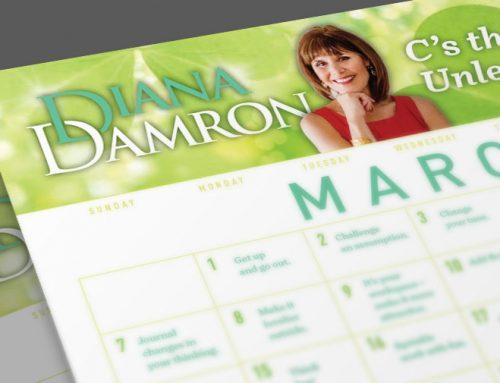 Diana's March Calendar