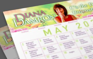 May 2021 Calendar by Diana Damron