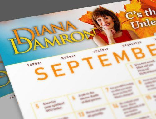 Diana's September Calendar